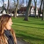 Silvana Rabello rindo, Bruges, Bélgica