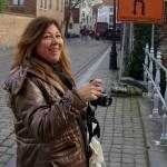 Silvana Rabello, Bruges, Bélgica