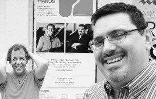 Fábio Caramuru e Marco Bernardo