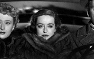 Celest Holm e Bette Davis, em All about Eve