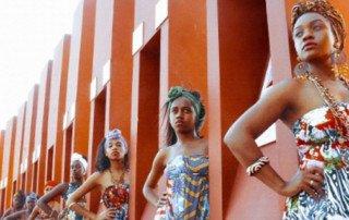Dança negra, cultura africana