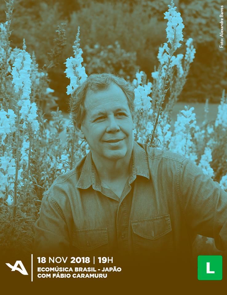 Fábio Caramuru - Concerto EcoMúsica-Japão - 18 de novembro de 2018 - Auditório Ibirapuera