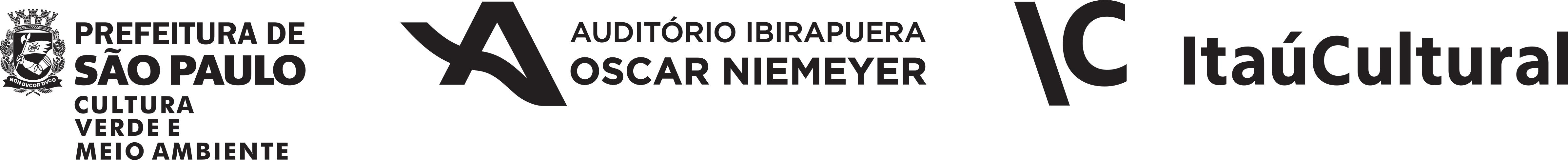 Prefeitura de São Paulo - Auditório Ibirapuera - Itaú Cultural