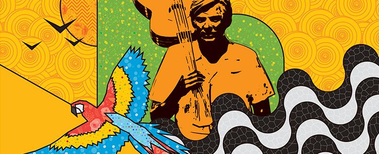 Projeto Tom Jobim Instrumental, Caixa Cultural São Paulo, 24 a 27 de janeiro de 2019, direção artística Fábio Caramuru