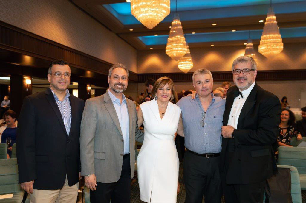 Grupo de Amigos Granite Club, por Fernanda Vicentin