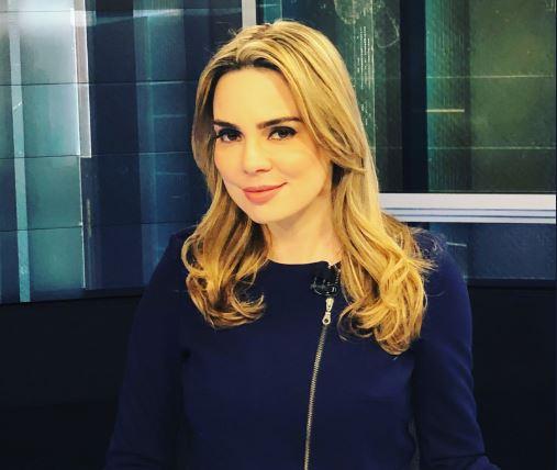Rachel Sheherazade, jornalista - SBT