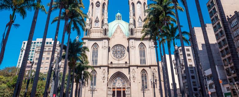Fábio Caramuru apresenta Tom Jobim e EcoMúsica na Catedral da Sé, Concertos na Cripta, grátis