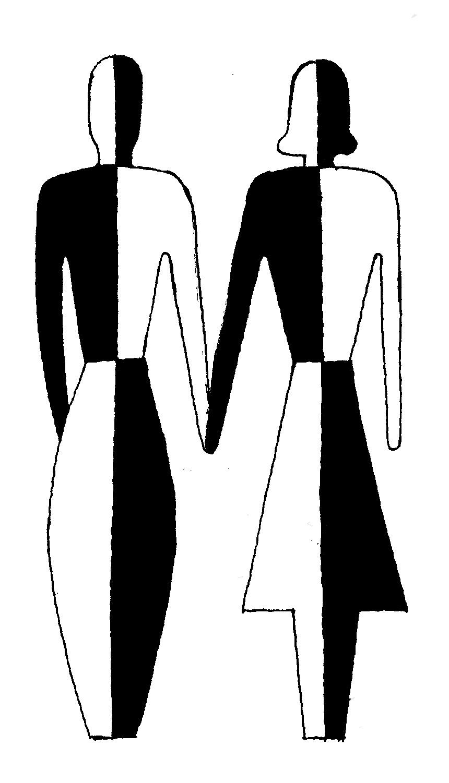 Arte de Guto Lacaz 3, cedida para Memórias da Minha Mãe, de Fábio Caramuru
